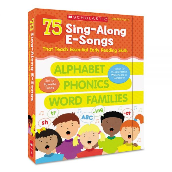 Scholastic Sing-Along E-Songs