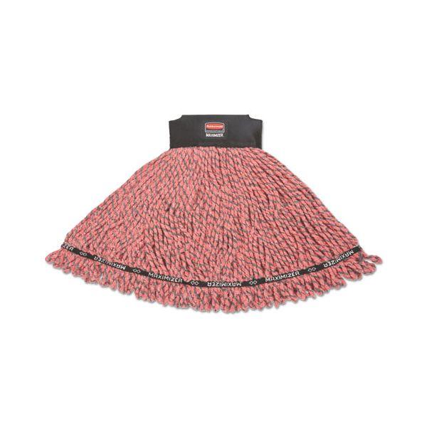 Rubbermaid Commercial Maximizer Microfiber Mop Heads
