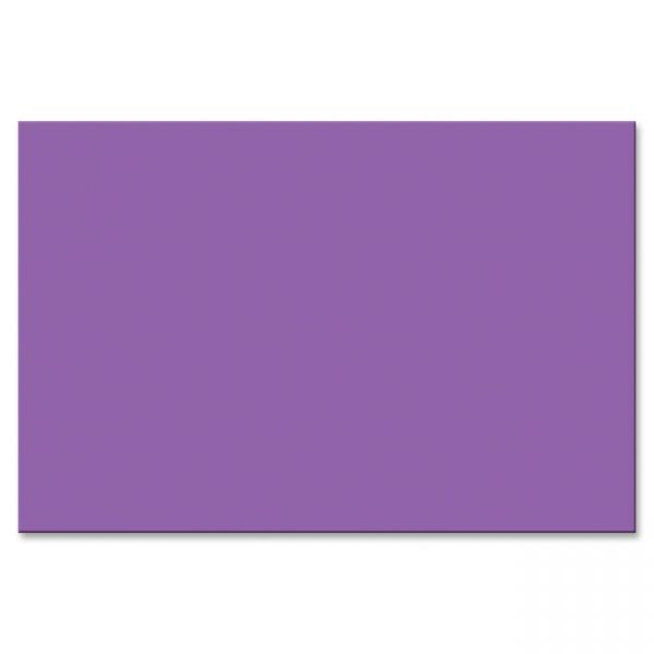 Peacock Sulphite Purple Construction Paper