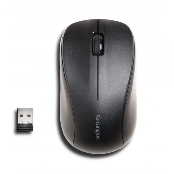 Kensington Mouse for Life - Wireless Three-Button Mouse