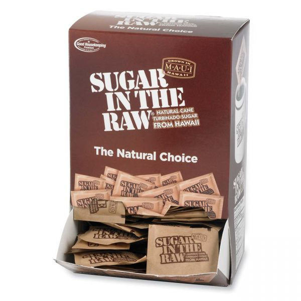 Sugar In The Raw Cane Sugar Packets
