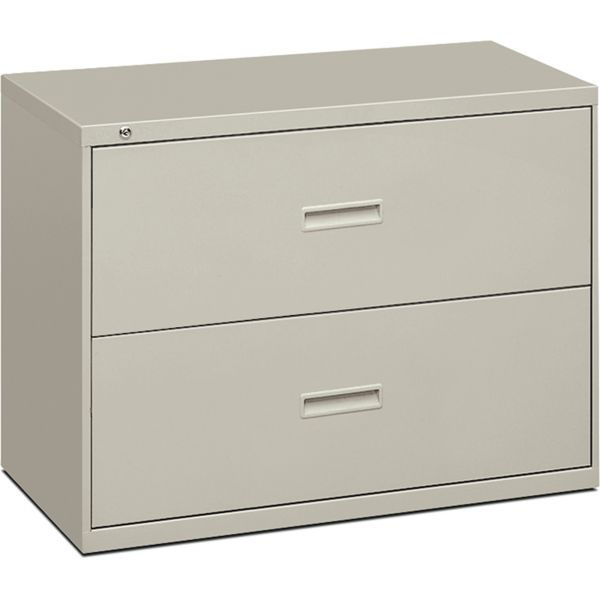 basyx 2 Drawer Lateral File Cabinet