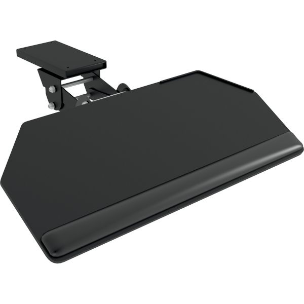 HON Articulating Keyboard Platform with Mouse Pad