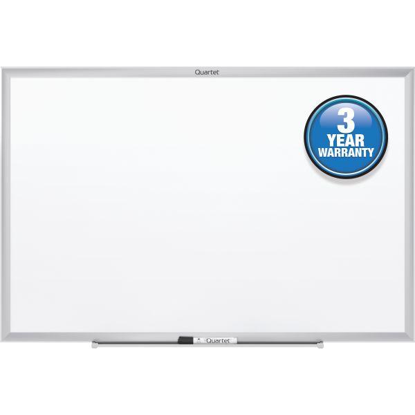 "Quartet 36"" x 24"" Standard Melamine Dry Erase Whiteboard"