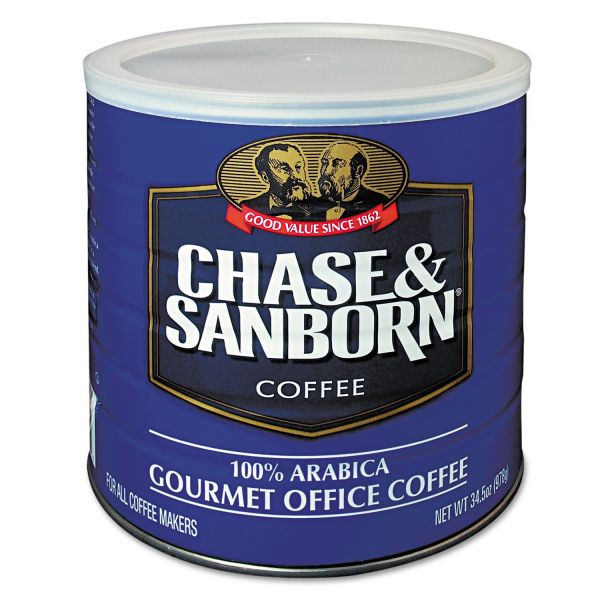 Chase & Sanborn Gourmet Ground Coffee (2.16 lbs)