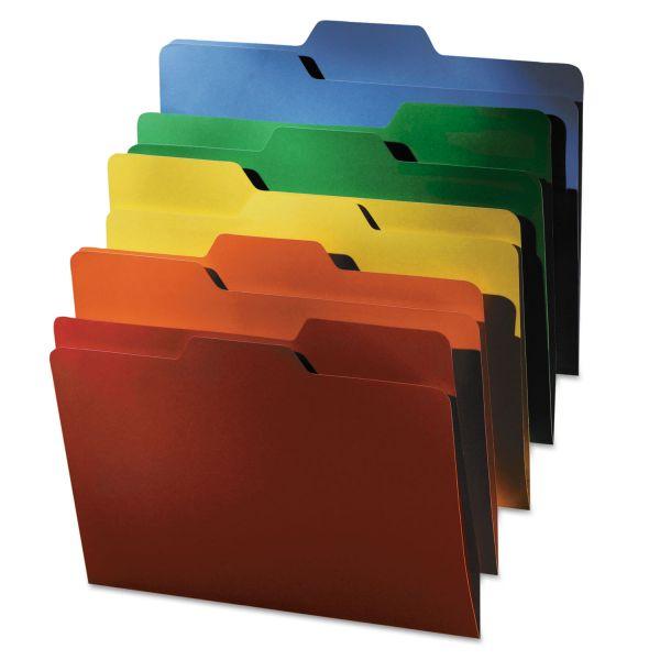 find It Colored File Folders