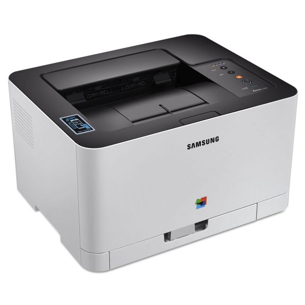 Samsung Xpress C430W Wireless Color Laser Printer, Duplex Printing