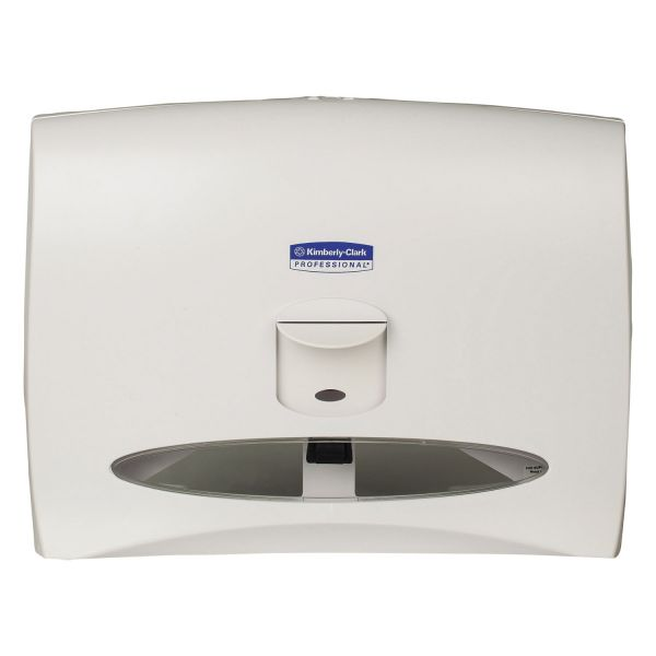 Kimberly-Clark Professional Locking Toilet Seat Cover Dispenser