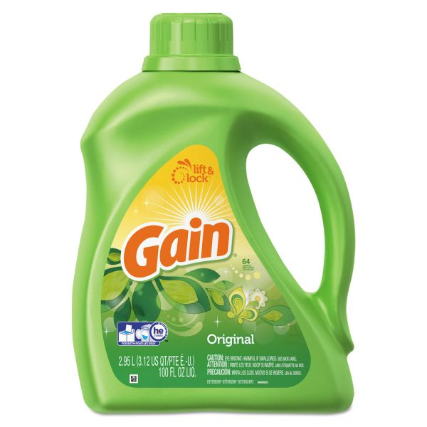 Gain 2X Ultra Concentrated Liquid Laundry Detergent