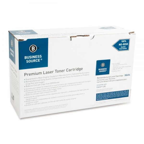 Business Source Remanufactured Canon L50 Toner Cartridge