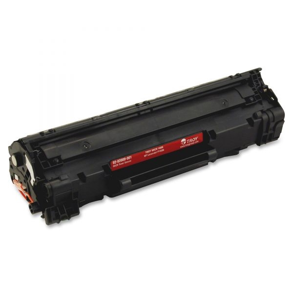 Troy Remanufactured HP CE278A Black Toner Cartridge