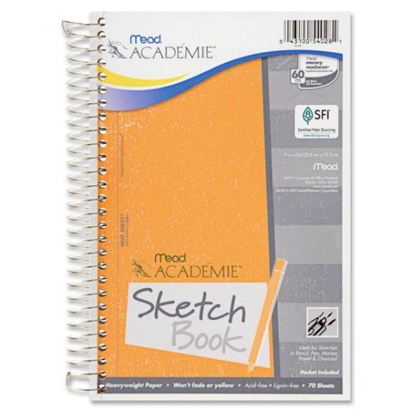 Mead Academie Sketch Book