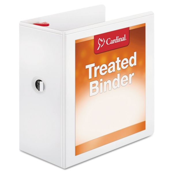 "Cardinal ClearVue 5"" 3-Ring View Binder"