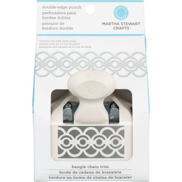 Martha Stewart Double Edge Punch