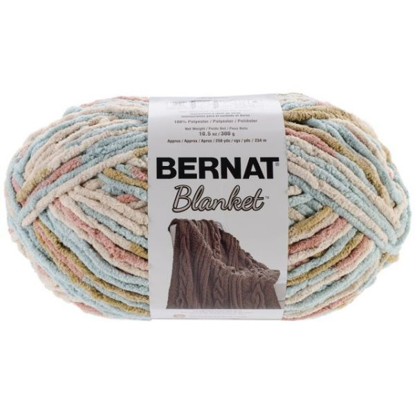 Bernat Blanket Big Ball Yarn - Sailors Delight