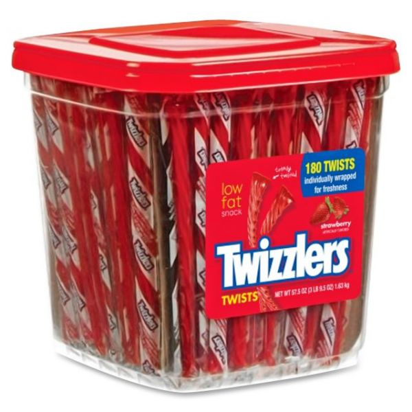 Twizzlers Individually Wrapped Licorice Twists