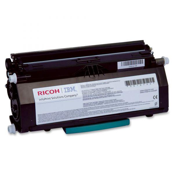 Ricoh 39V3204 Black Toner Cartridge