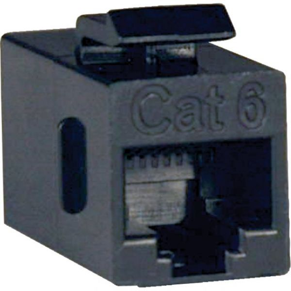 Tripp Lite Cat6 Straight Through Modular In-line Snap-in Coupler