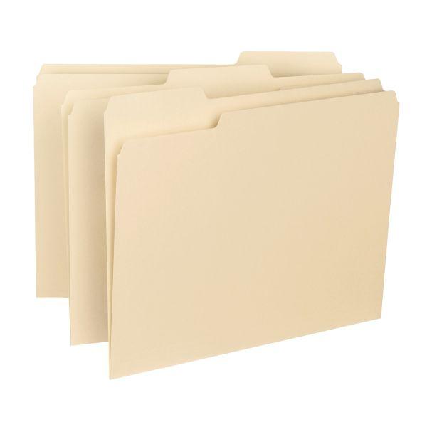 Smead Manila Interior File Folders