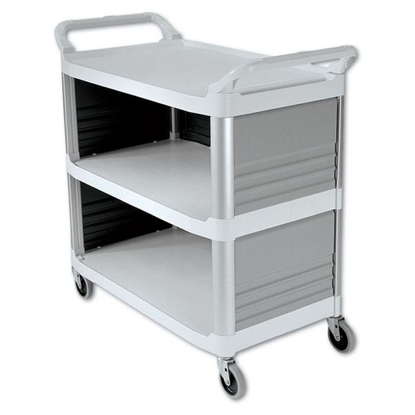 Rubbermaid Commercial Xtra Utility Cart