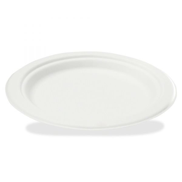 "NatureHouse 7"" Bagasse Plates"