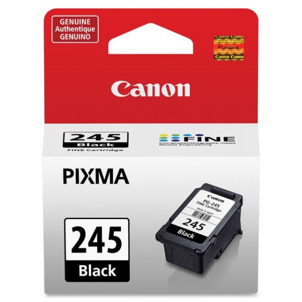 Canon PG-245 Pigment Black Ink Cartridge (8279B001)