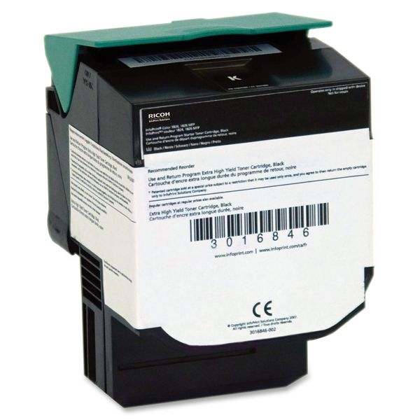 InfoPrint Solutions 39V2430 Black Extra High Yield Return Program Toner Cartridge