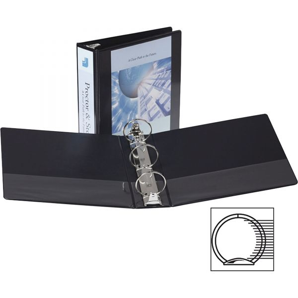 "Samsill Economy 3"" 3-Ring View Binder"