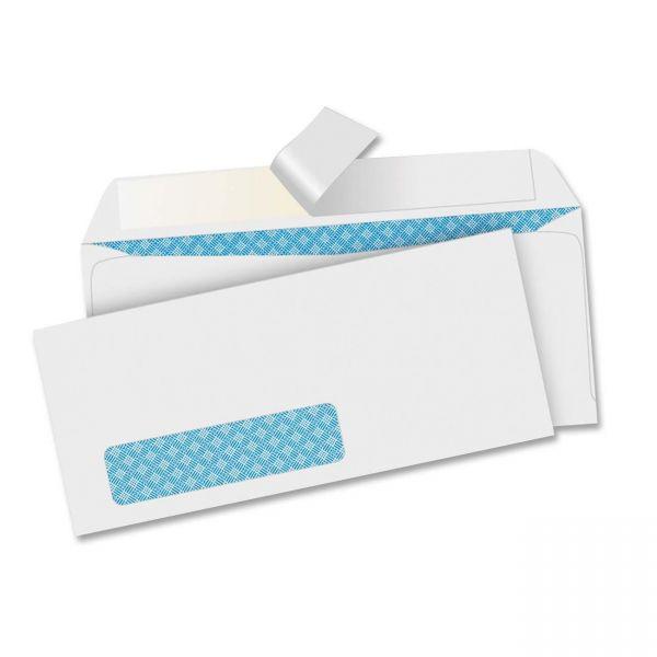 Peel-to-Seal Window Envelopes
