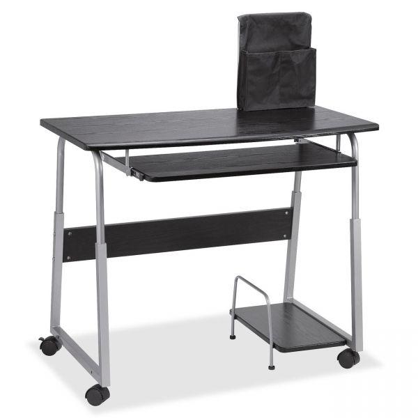 Lorell Mobile Computer Desk