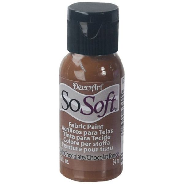 SoSoft Fabric Acrylic Paint 1oz