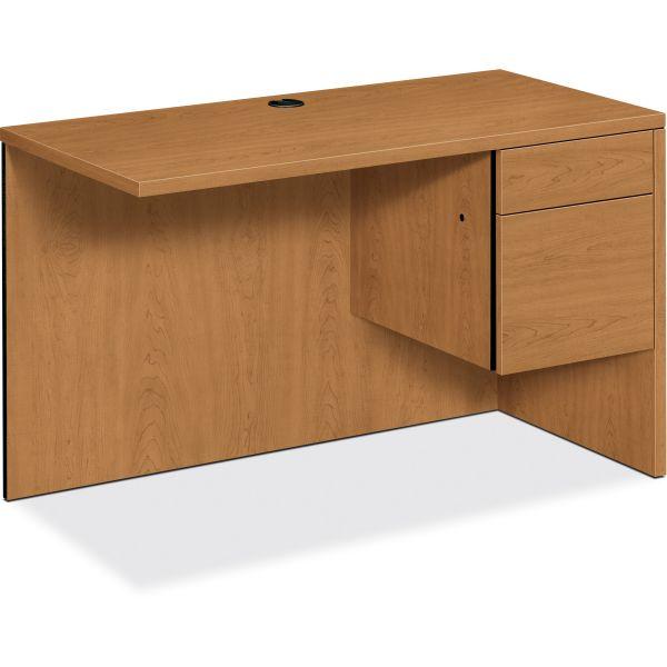 "HON 10500 Series Return | 1 Box / 1 File Drawer | 48""W"