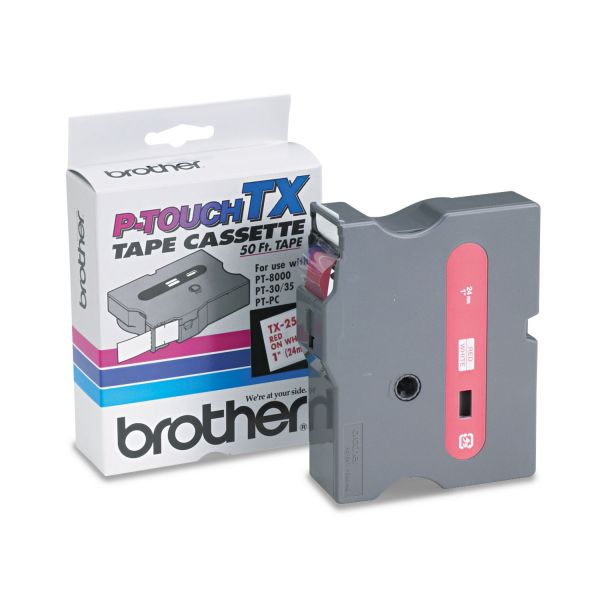 Brother P-Touch TX Label Tape Cartridge