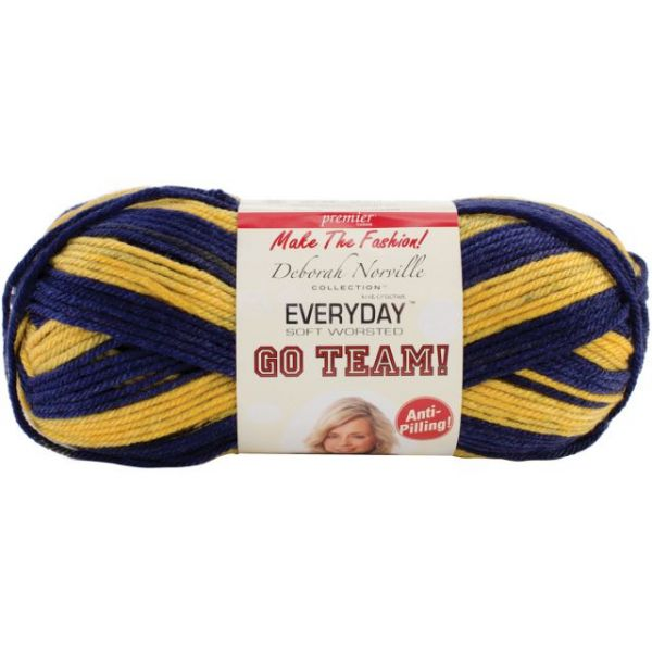 Deborah Norville Everyday Go Team! Yarn
