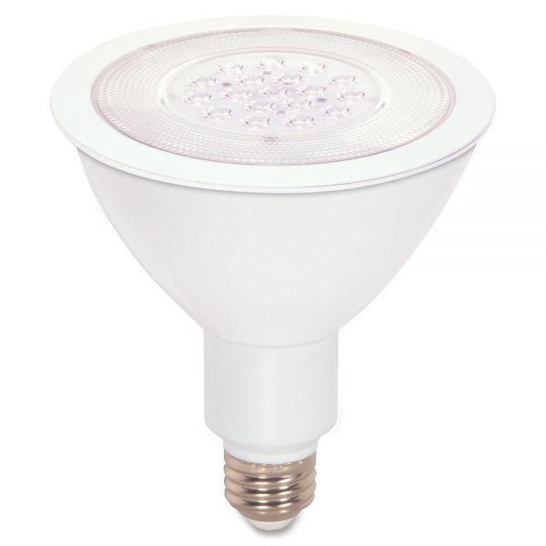 Satco 17-watt PAR38 LED Dimmable Floodlight