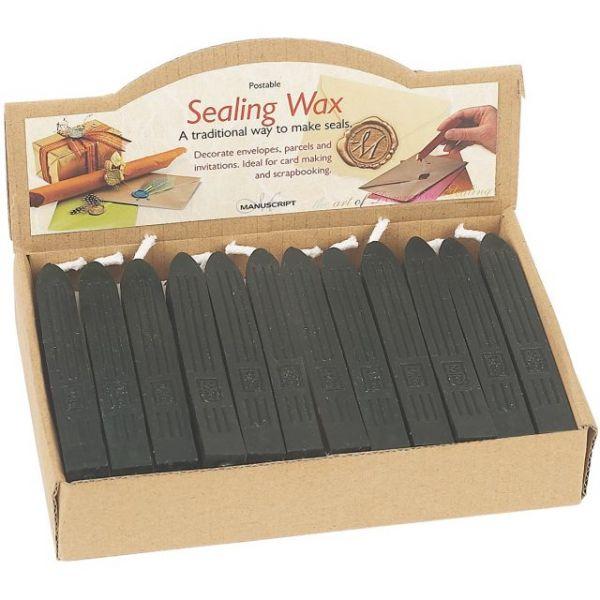Traditional Seal Wax Stick W/Wick
