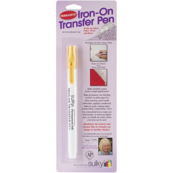 Iron-On Transfer Pen