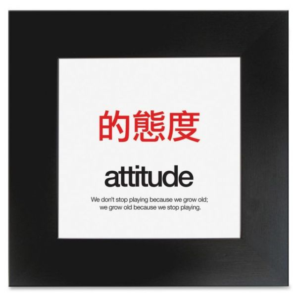 Aurora Attitude Poster