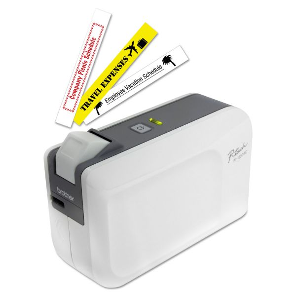 Brother P-Touch PT-1230 PC Connectable Label Printer