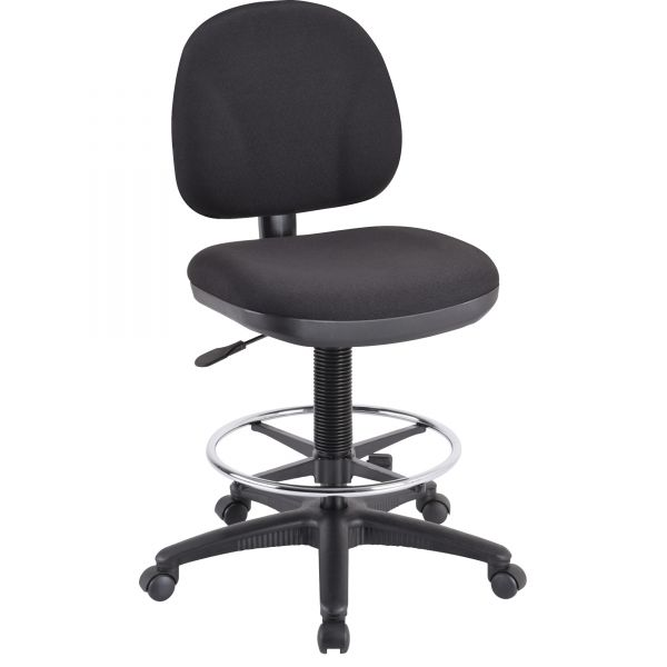 Lorell Pneumatic Adjustable Multi-Task Stool
