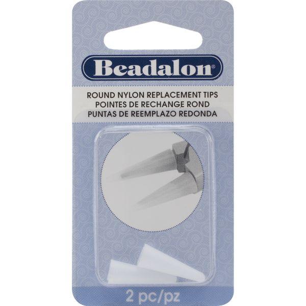 Beadalon Nylon Round Nose Pliers Replacement Tips