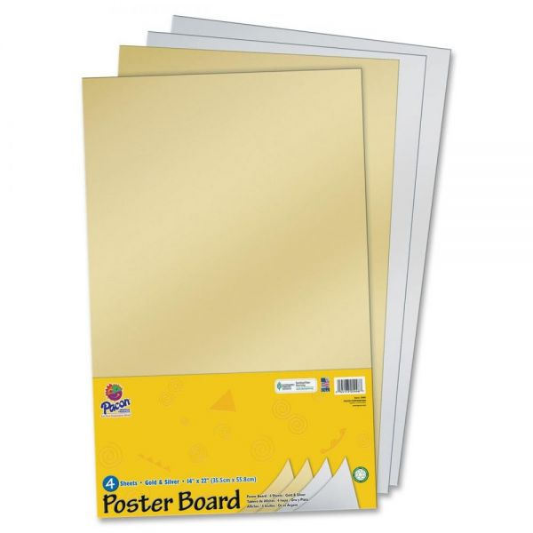 Pacon Half-size Sheet Poster Board