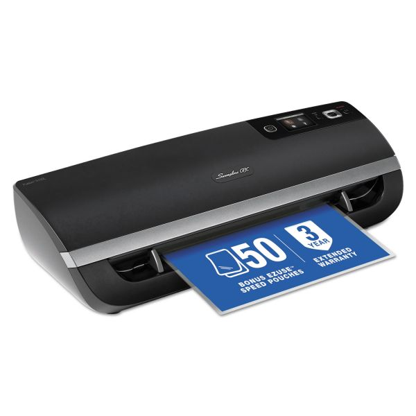"Swingline GBC Fusion 5100L Laminator, 12"" Wide, 10mil Maximum Document Thickness"