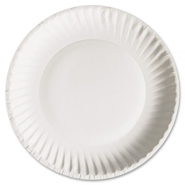 "Nature's Own Green Label 6"" Paper Plates"