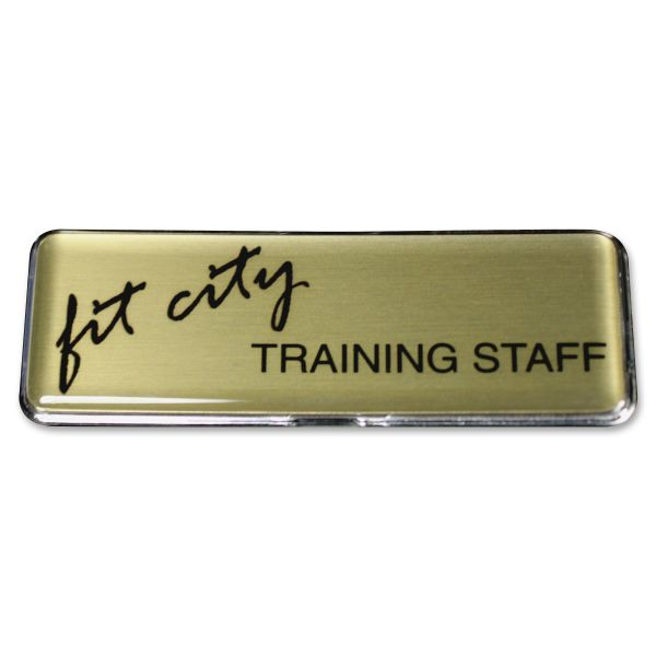 The Mighty Badge Magnetic Name Badge Starter Kit