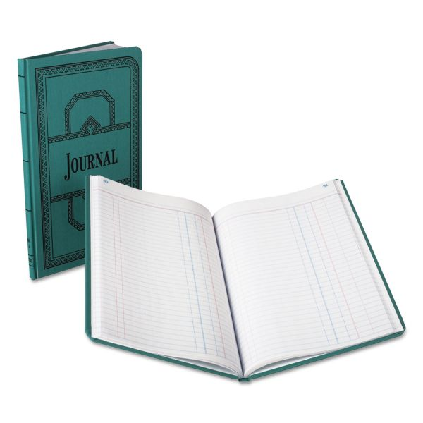 Boorum & Pease Boorum 66 Series Blue Canvas Journal Books