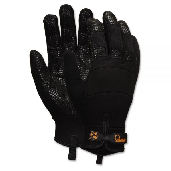 Memphis Adjustable Wrist Multi-Task Work Gloves