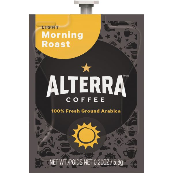 Alterra Morning Roast Coffee Freshpacks