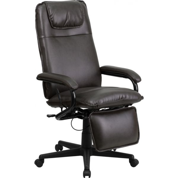 Flash Furniture High Back Executive Reclining Swivel Office Chair