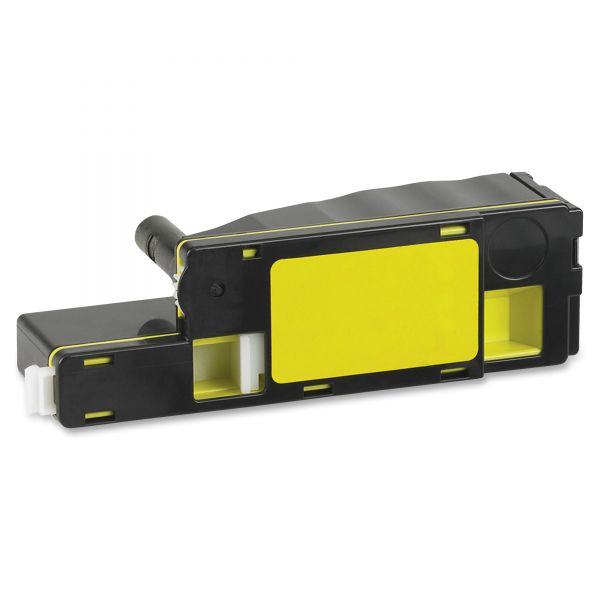 Media Sciences Remanufactured Dell 331-0779 Yellow Toner Cartridge